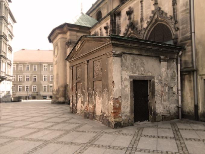 katakumby - Piotr Smogór
