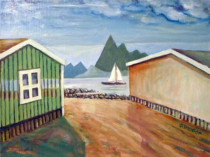 skandinavia - Piotr Smogór