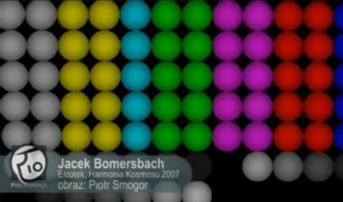 Jacek Bomersbach - Elcotek
