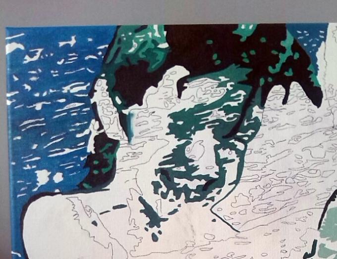 Piotr Smogór - malarstwo olejne