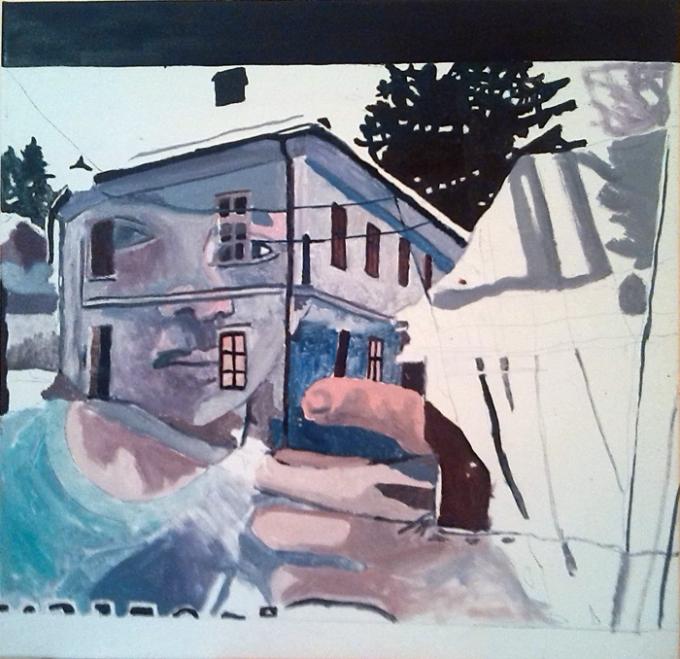 Piotr Smogór - malarstwo