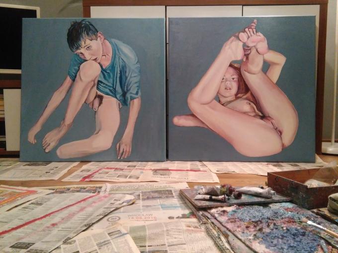 malarstwo figuratywne - Piotr Smogór