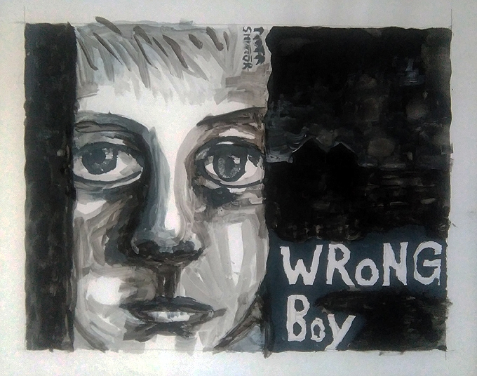 wrong boy - Piotr Smogór