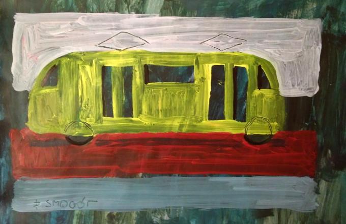 trolejbus - Piotr Smogór