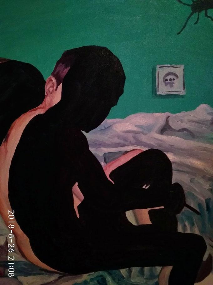 odwrócone cienie - Piotr Smogór