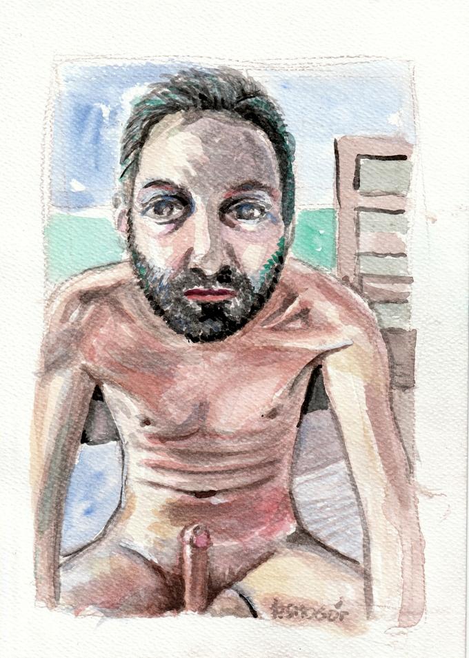 autoportret - Piotr Smogór