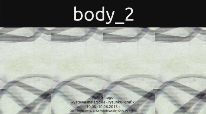 body_2 malarstwo Piotr Smogór