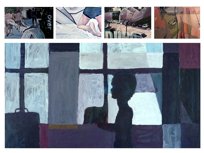 figurative_landscape - Piotr Smogór