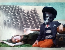 wataszka, collage - PIotr Smogór