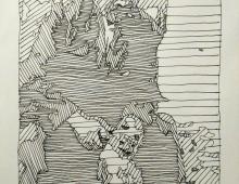 hazudós, rysunek - Piotr Smogór