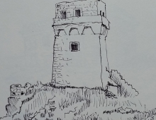 torre calderina - Piotr Smogór