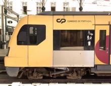 comboios de portugal - Piotr Smogór