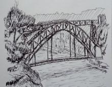 Ponte Luis I - Piotr Smogór