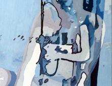 b_boy Piotr Smogór  - malarstwo