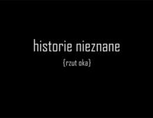 Historie nieznane {rzut oka}, film z wystawy malarstwa Piotra Smogór