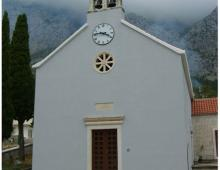Kaplica w Makarskie, Panasonic Lumix, Chorwacja/Makarska, 2008