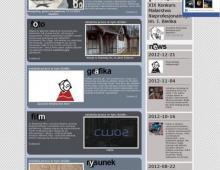 smogor.tv, strona internetowa